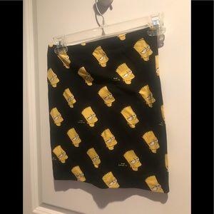 Simpson's skirt or shirt